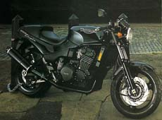 LES SPEED TRIPLE 900 DE 1994 A 1996